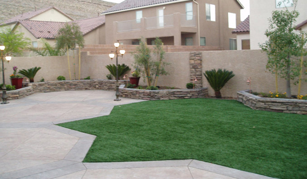 artificial grass landscaping orange county